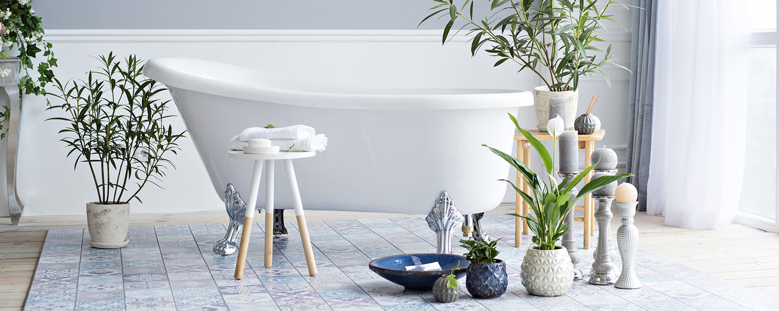 Quel carrelage choisir pour une salle de bains plus zen ? | Guide ...