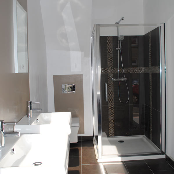 Lebas bruno plombier chauffagiste lectricien carreleur - Refection salle de bain ...